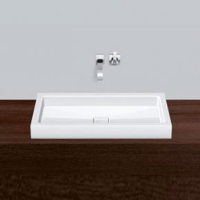 alape ab re aufsatzbecken wei pflegeleicht 3208000400. Black Bedroom Furniture Sets. Home Design Ideas