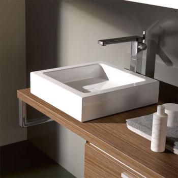 alape ab q aufsatzbecken wei 3302000000. Black Bedroom Furniture Sets. Home Design Ideas