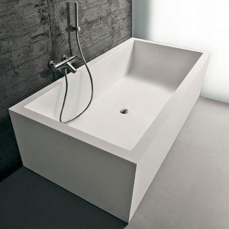 antoniolupi biblio badewanne mit 2 seitiger verblendung biblio12 2 reuter onlineshop. Black Bedroom Furniture Sets. Home Design Ideas