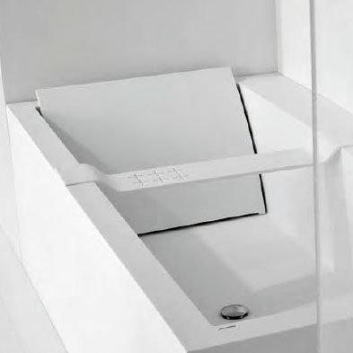 antoniolupi bridge badewannenablage f r badewanne biblio. Black Bedroom Furniture Sets. Home Design Ideas