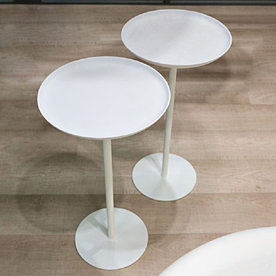antoniolupi lino2 tisch wei matt lino2 wei reuter onlineshop. Black Bedroom Furniture Sets. Home Design Ideas