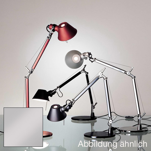 artemide tolomeo micro tavolo preisvergleich. Black Bedroom Furniture Sets. Home Design Ideas