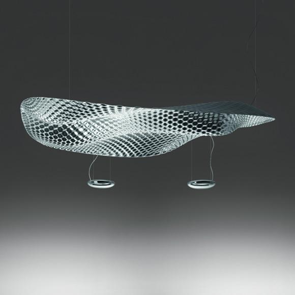 artemide cosmic angel sospensione pendelleuchte 1513010a. Black Bedroom Furniture Sets. Home Design Ideas