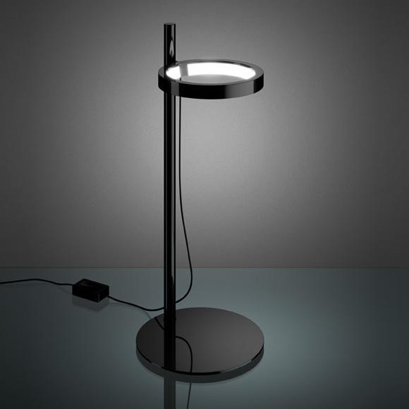 artemide ipparco led tischleuchte mit dimmer 1607010a reuter onlineshop. Black Bedroom Furniture Sets. Home Design Ideas