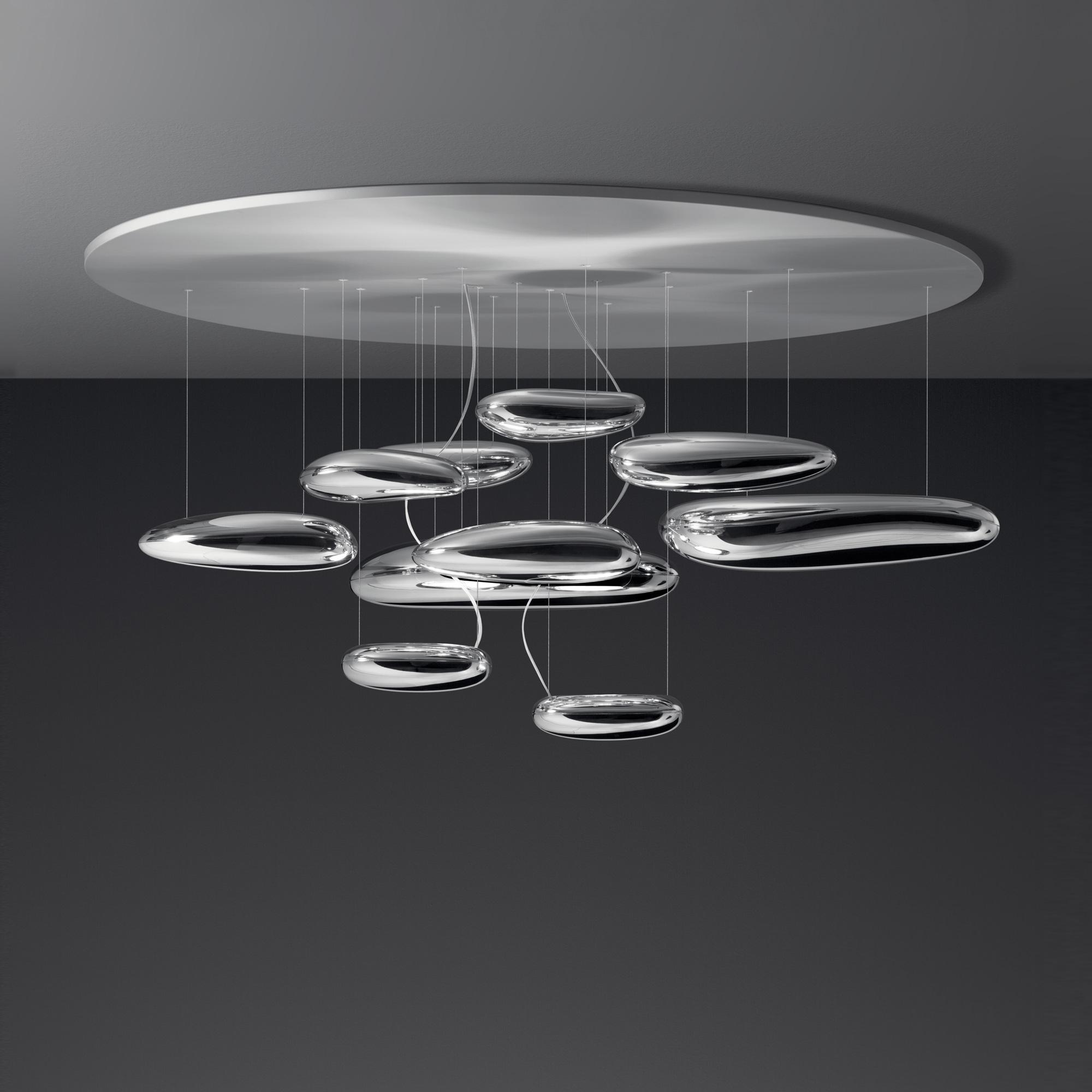 artemide mercury soffitto inox deckenleuchte 1396110a reuter onlineshop. Black Bedroom Furniture Sets. Home Design Ideas
