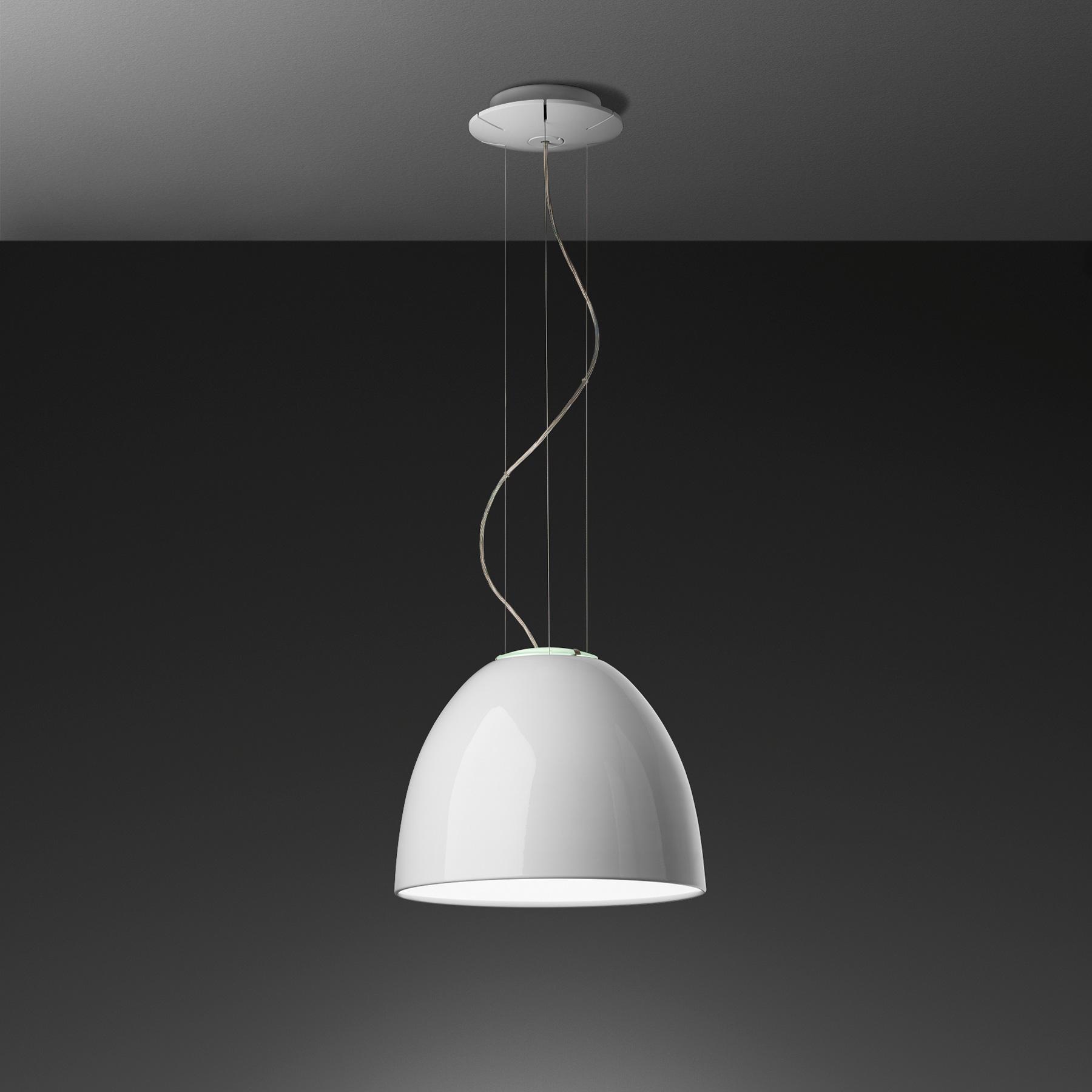 Artemide Nur Mini Gloss LED Sospensione Pendelleuchte   A246400   Reuter Onlineshop