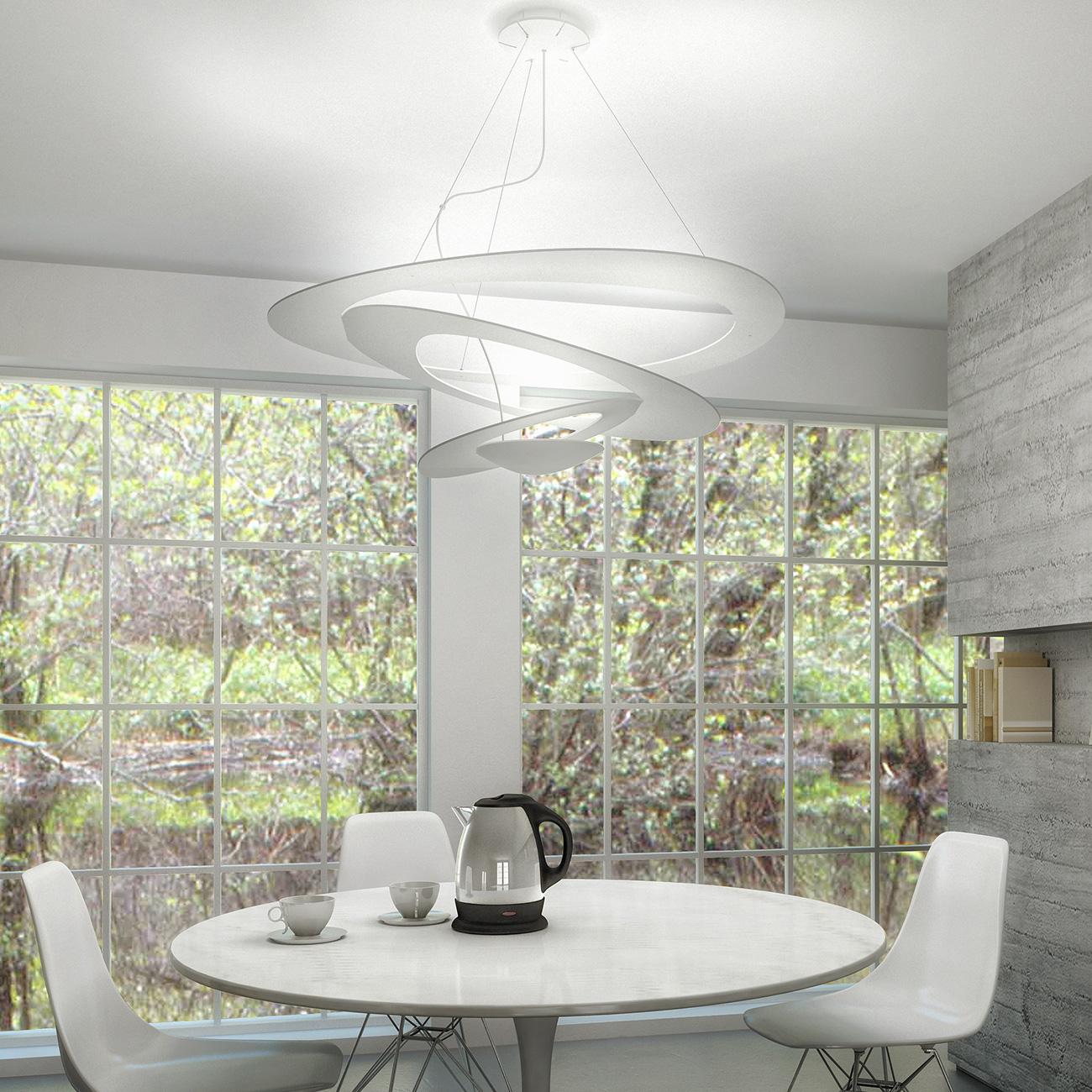 artemide pirce sospensione pendelleuchte 1239010a reuter onlineshop. Black Bedroom Furniture Sets. Home Design Ideas