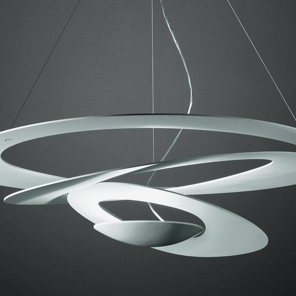 artemide pirce sospensione pendelleuchte 1239010a. Black Bedroom Furniture Sets. Home Design Ideas
