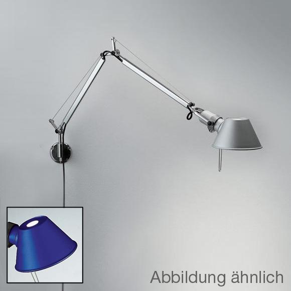 artemide tolomeo micro wandleuchte a010950 a025150. Black Bedroom Furniture Sets. Home Design Ideas