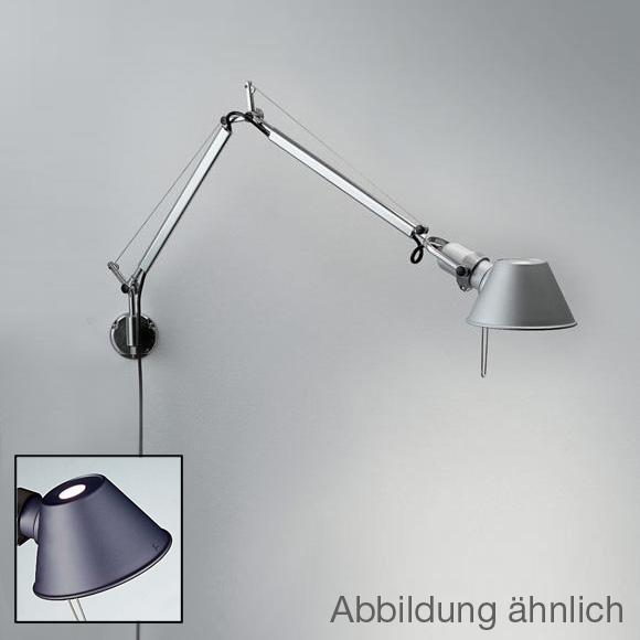 artemide tolomeo micro wandleuchte a010920 a025150 reuter onlineshop. Black Bedroom Furniture Sets. Home Design Ideas