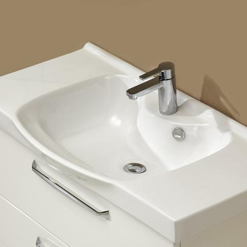 Reuter bad waschtisch mit unterschrank das beste aus for Bad waschtisch mit spiegelschrank