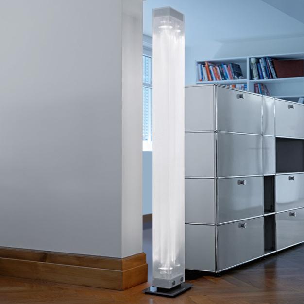 belux twilight led stehleuchte mit dimmer und ver nderbarer lichtfarbe 51001707 reuter. Black Bedroom Furniture Sets. Home Design Ideas
