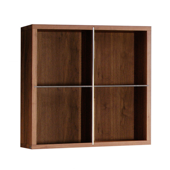 wandregal nussbaum preisvergleiche erfahrungsberichte und kauf bei nextag. Black Bedroom Furniture Sets. Home Design Ideas