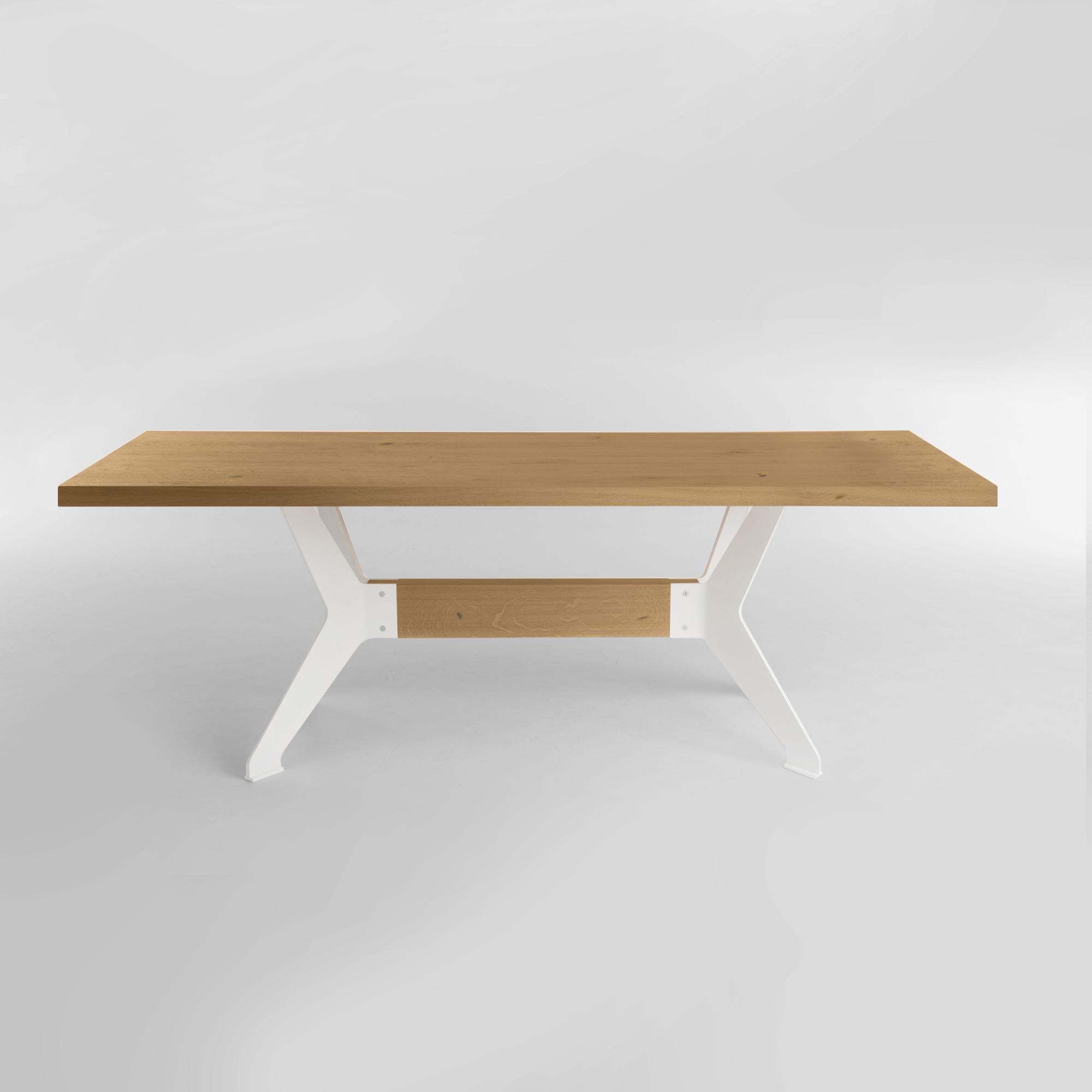 bert plantagie bixx tisch naturkante bixx 4cm 200 100 9010 eiche astig reuter onlineshop. Black Bedroom Furniture Sets. Home Design Ideas