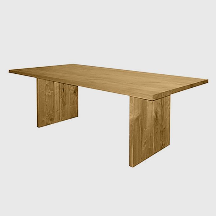 bert plantagie santiago tisch holzwange santiagotisch 220x100 eicheeicheast reuter onlineshop. Black Bedroom Furniture Sets. Home Design Ideas