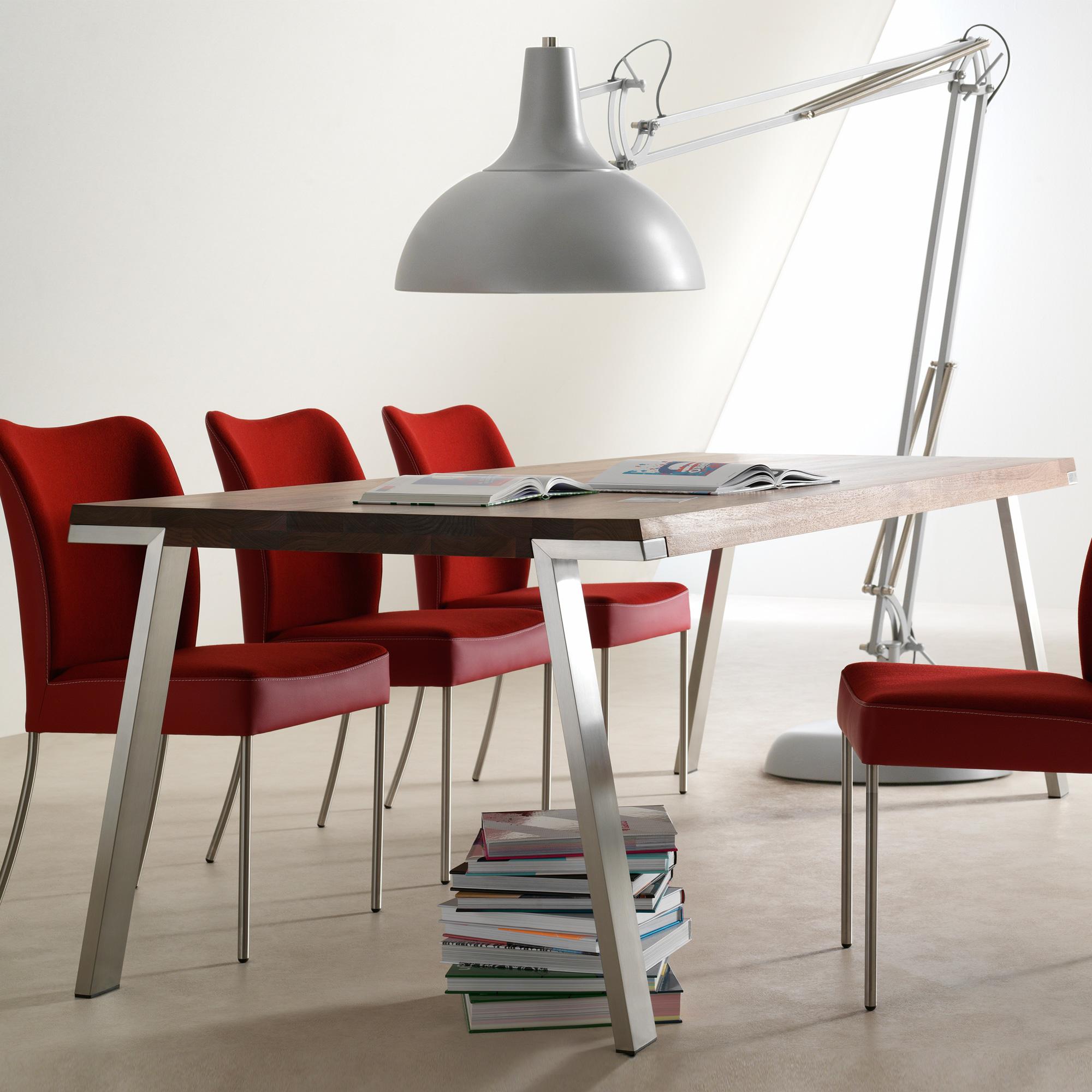 bert plantagie seven tisch seventisch 200x100 nussb astig reuter onlineshop. Black Bedroom Furniture Sets. Home Design Ideas