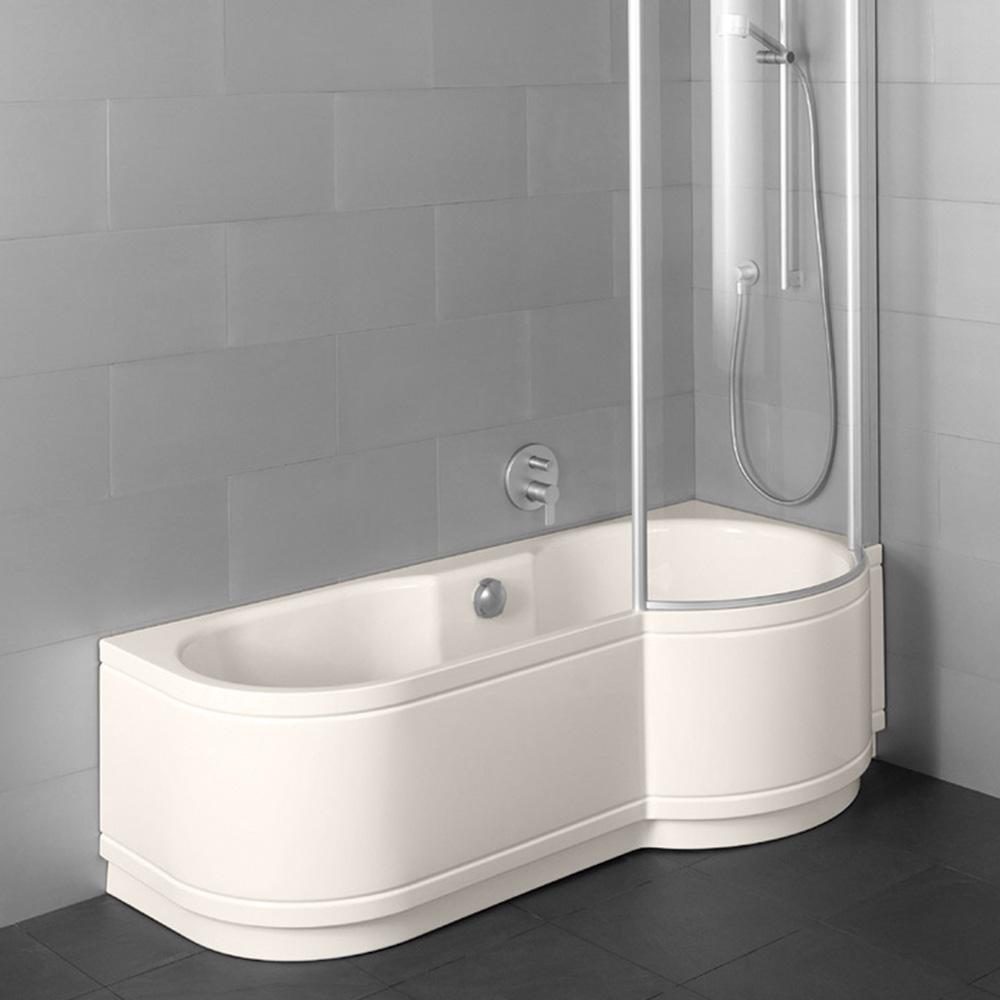 bette cora comfort badewanne f r eckeinbau duschzone rechts pergamon 2130 001celh reuter. Black Bedroom Furniture Sets. Home Design Ideas
