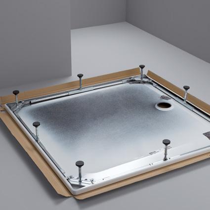 bette bettefuss system f r rechteck duschwannen b50 3074. Black Bedroom Furniture Sets. Home Design Ideas