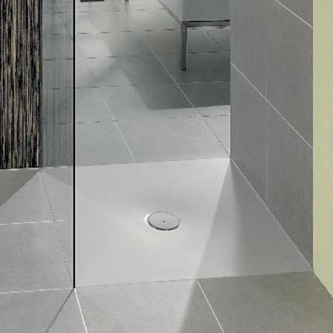 bette floor rechteck duschwanne 120 x 100 cm wei 8661. Black Bedroom Furniture Sets. Home Design Ideas