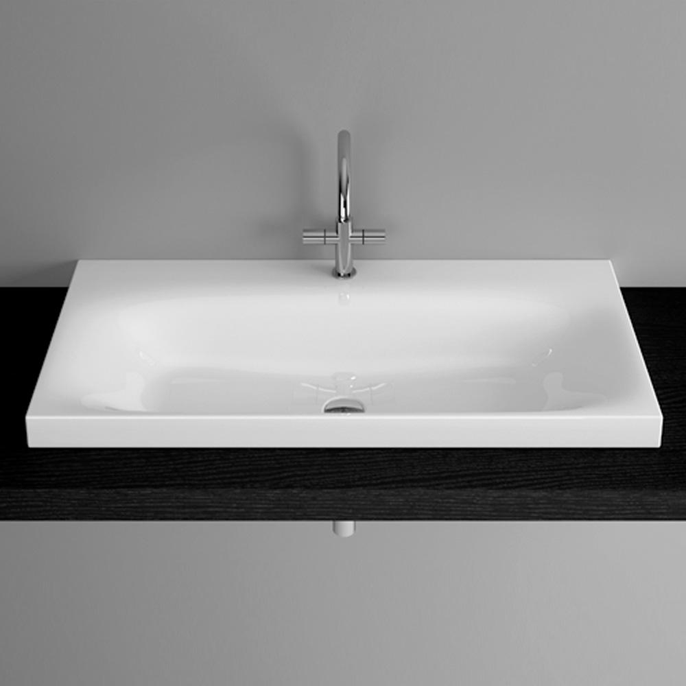bette lux aufsatz waschtisch wei a165 000hlw1 reuter. Black Bedroom Furniture Sets. Home Design Ideas
