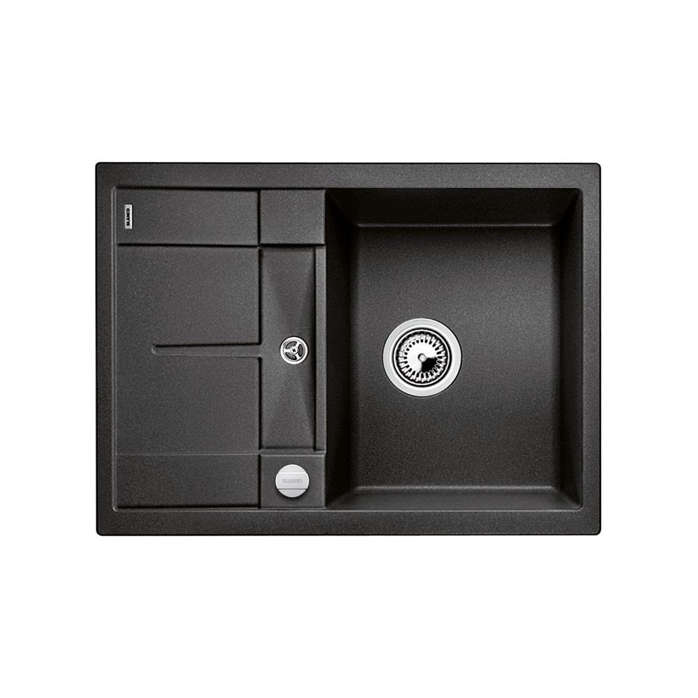 blanco metra 45 s compact drehbare sp le b 68 t 50 cm. Black Bedroom Furniture Sets. Home Design Ideas