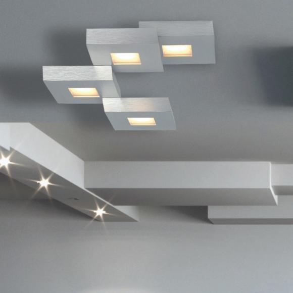 bopp cubus 4 flg preisvergleich leuchte g nstig kaufen bei. Black Bedroom Furniture Sets. Home Design Ideas