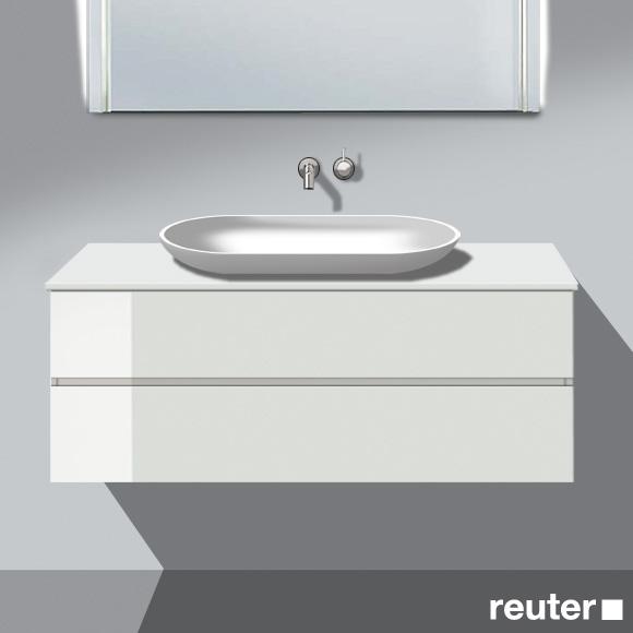 burg bel waschtischunterschrank f r aufsatzbecken mit 2. Black Bedroom Furniture Sets. Home Design Ideas