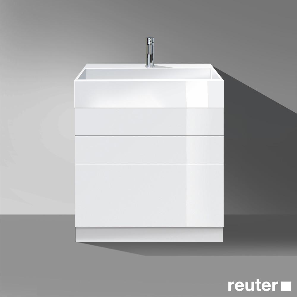 burg crono stehender waschtischunterschrank 3 ausz ge. Black Bedroom Furniture Sets. Home Design Ideas