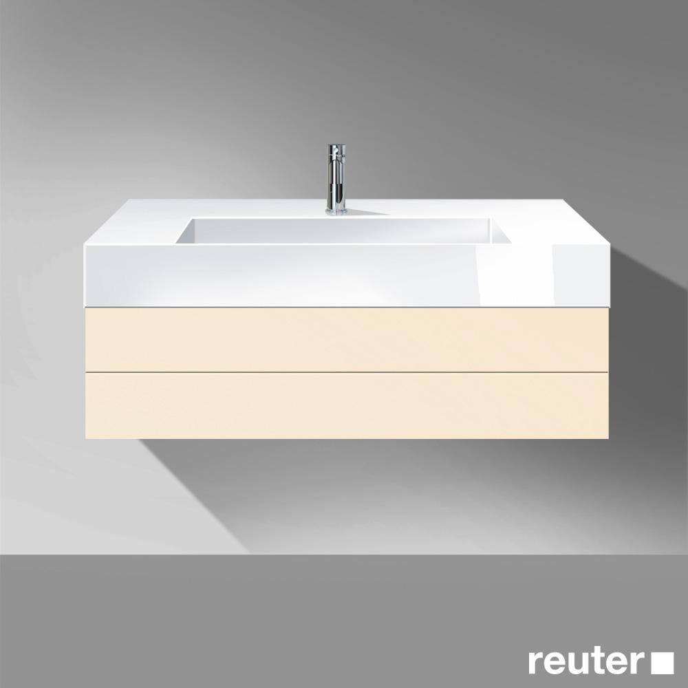 burg crono waschtischunterschrank mit waschtisch 1 auszug. Black Bedroom Furniture Sets. Home Design Ideas