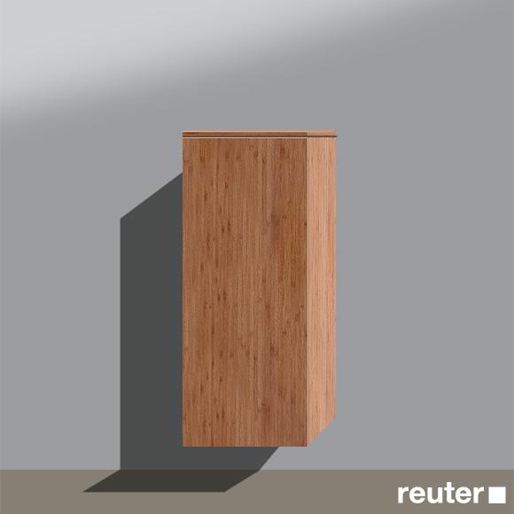 burg pli halbhoher schrank mit 1 t r front bambus natur korpus bambus natur uhaa040rf0139. Black Bedroom Furniture Sets. Home Design Ideas