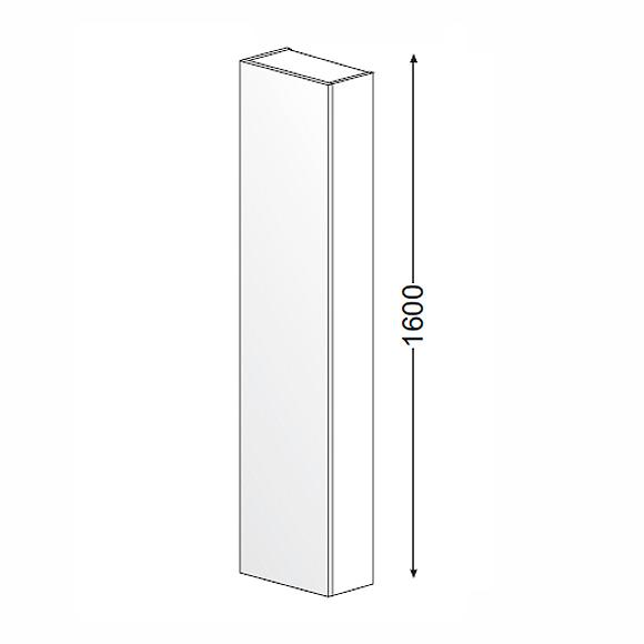 Badschrank 20 Cm Tief Interesting Affordable Badezimmer
