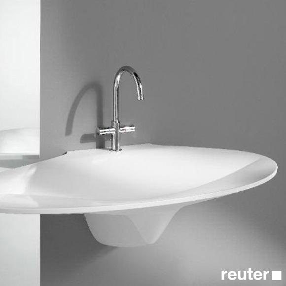 burg pli waschtisch skulptur wei seai120rc0001 reuter. Black Bedroom Furniture Sets. Home Design Ideas