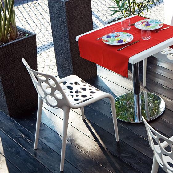 calligaris hero stuhl cs 1085 p94 reuter onlineshop. Black Bedroom Furniture Sets. Home Design Ideas