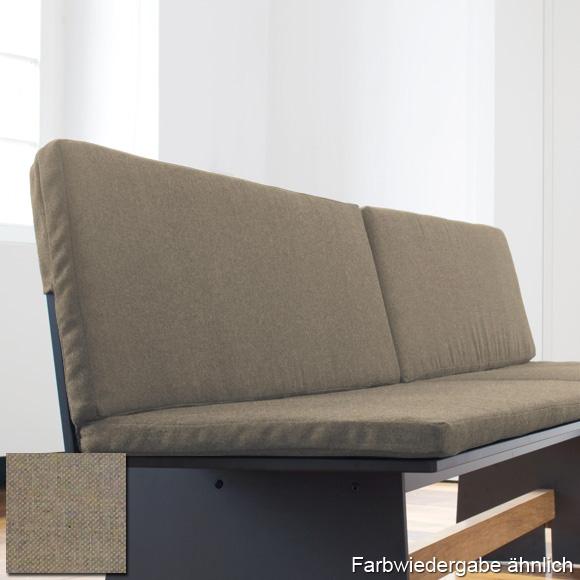 bank ohne r ckenlehne preisvergleiche. Black Bedroom Furniture Sets. Home Design Ideas