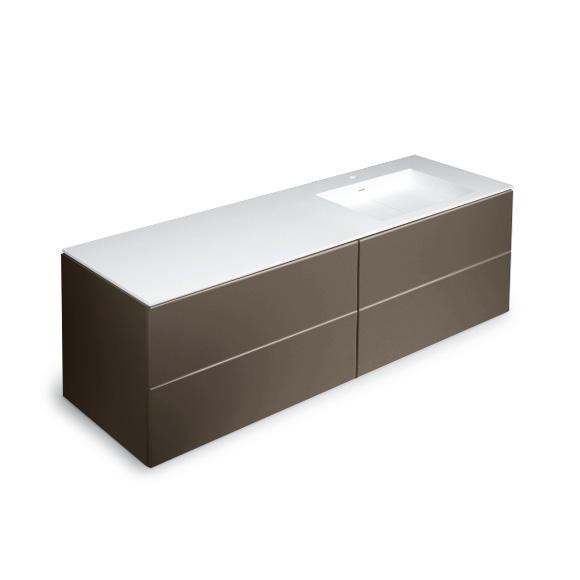 eckwaschtisch mit unterschrank waschtisch unterfahrbar. Black Bedroom Furniture Sets. Home Design Ideas