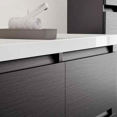 cosmic b box doppel waschtisch mit unterschrank mit 4 schubladen b 120 h 69 t 45 cm schiefer. Black Bedroom Furniture Sets. Home Design Ideas