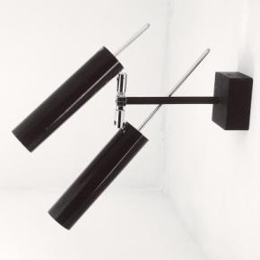 catellani smith lucenera 503 led wandleuchte mit schalter l503l reuter onlineshop. Black Bedroom Furniture Sets. Home Design Ideas