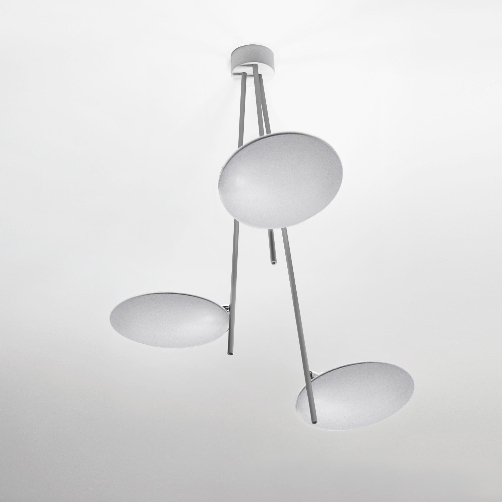 catellani smith lederam c3 led deckenleuchte lc3602 reuter onlineshop. Black Bedroom Furniture Sets. Home Design Ideas