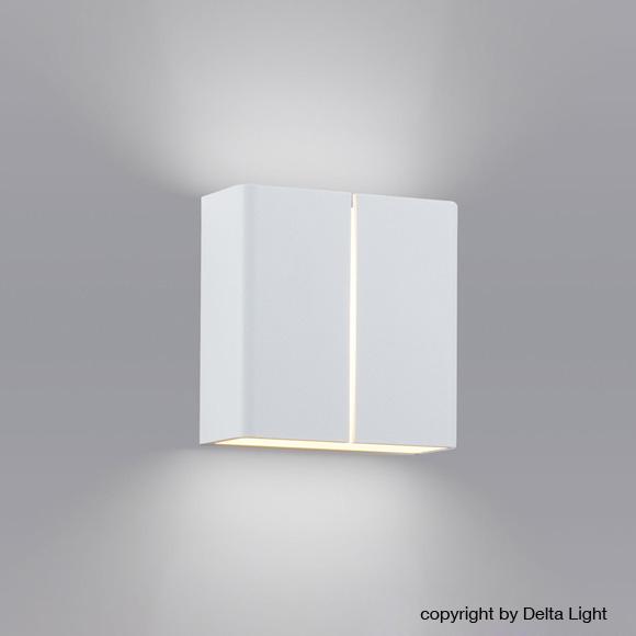 delta light visa led ww wandleuchte reuter. Black Bedroom Furniture Sets. Home Design Ideas