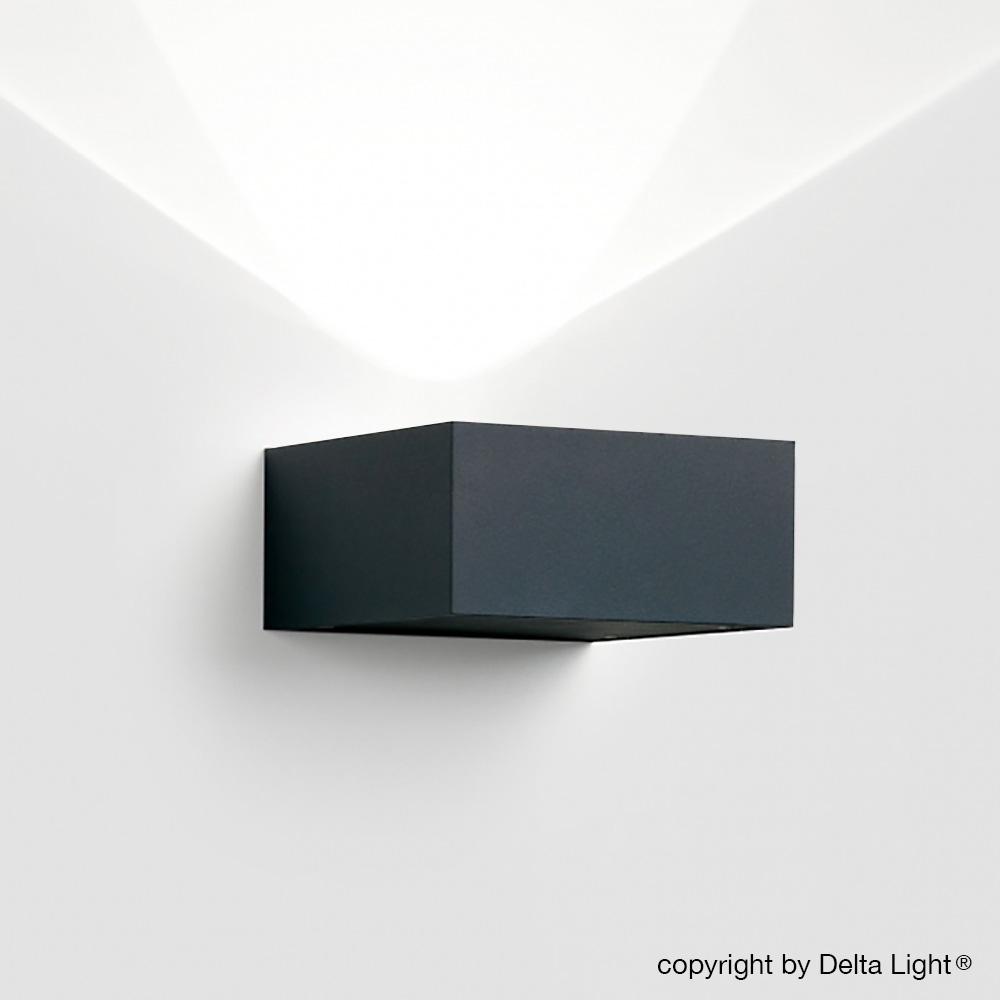 delta light vision s out led nw wandleuchte. Black Bedroom Furniture Sets. Home Design Ideas