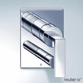 Dornbracht MEM xStream Wannen-Einhandbatterie chrom