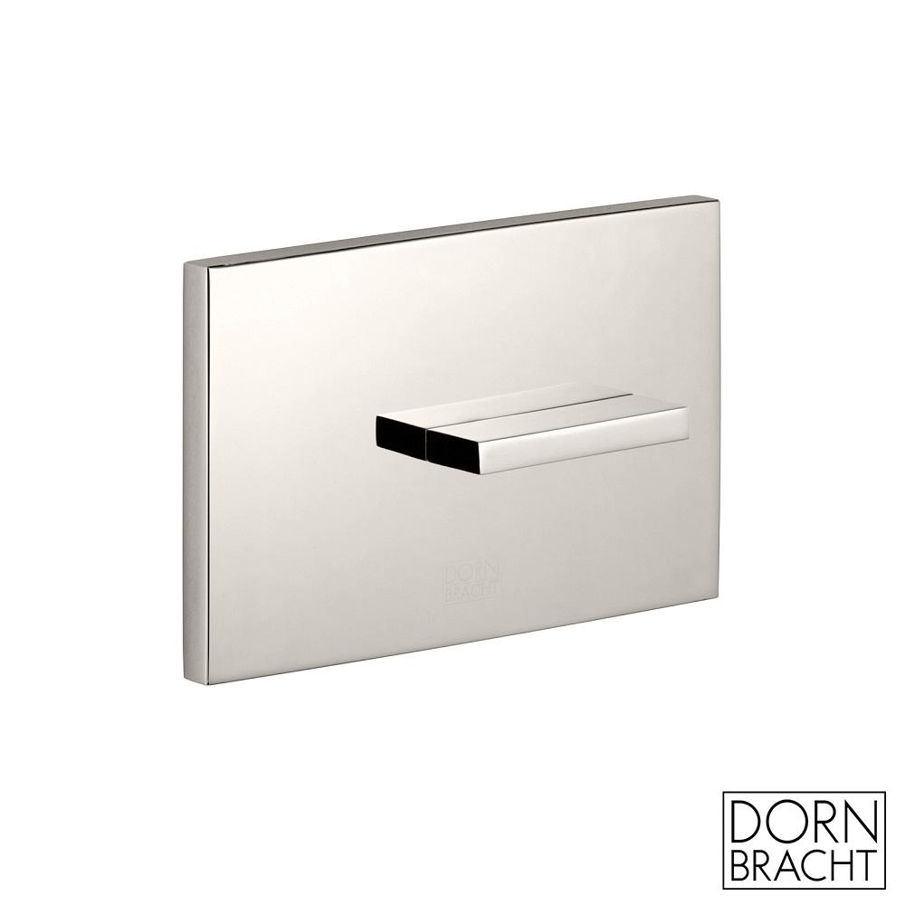 dornbracht design abdeckplatte f r wc up sp lkasten platin 12660979 08 reuter onlineshop. Black Bedroom Furniture Sets. Home Design Ideas