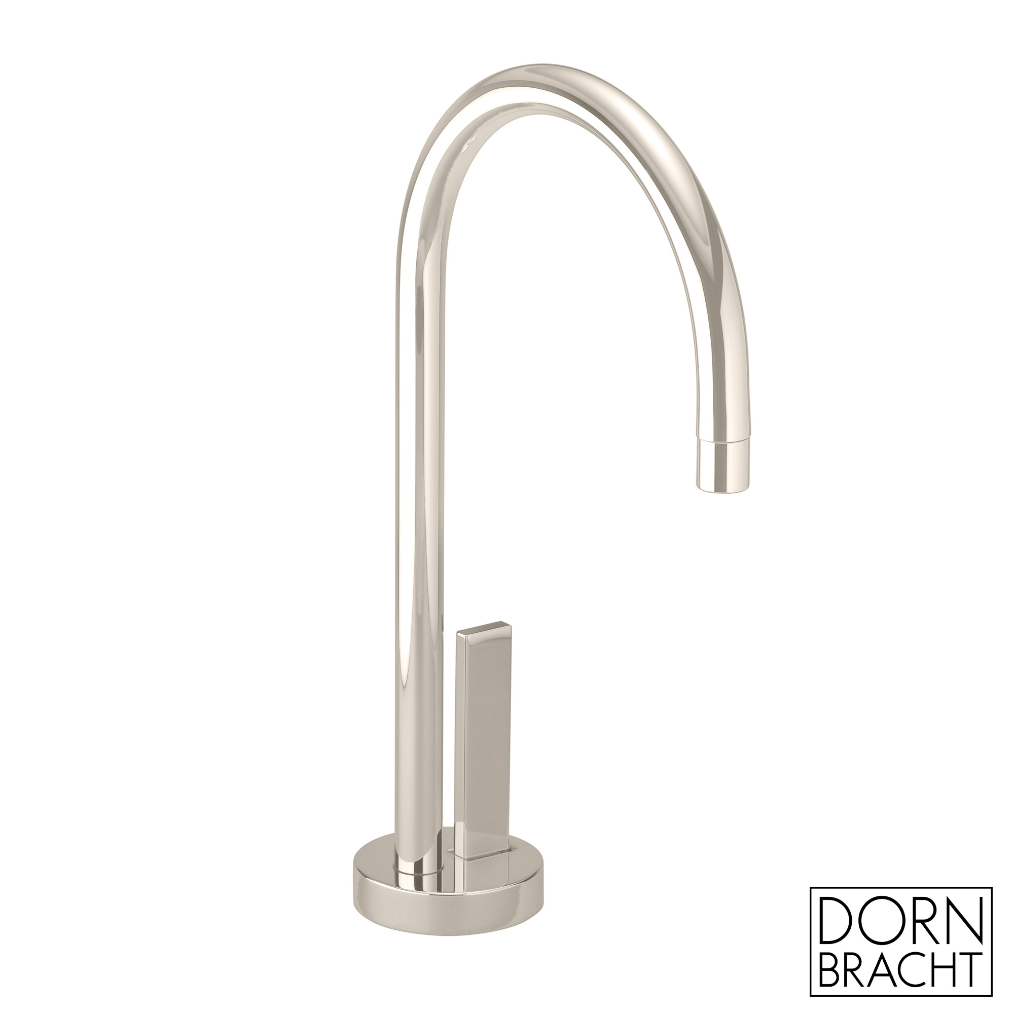 Dornbracht hot cold water dispenser kuchenarmatur platin for Dornbracht küchenarmatur