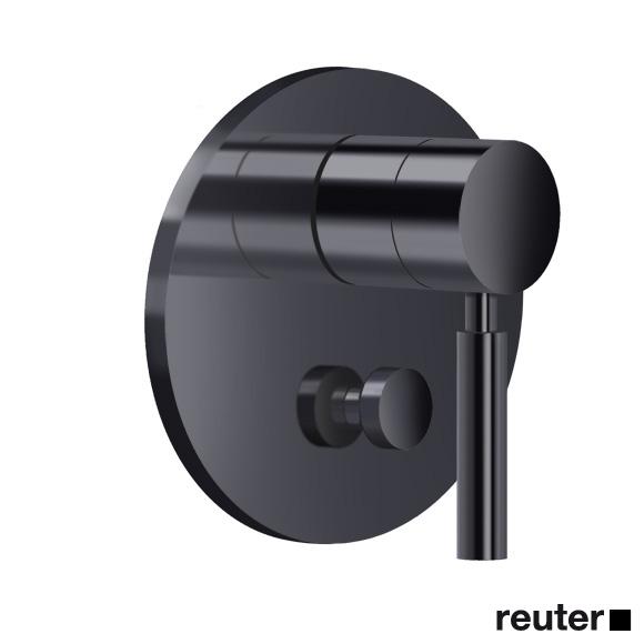 dornbracht tara up einhandbatterie mit umstellung schwarz matt 36120979 33 reuter onlineshop. Black Bedroom Furniture Sets. Home Design Ideas