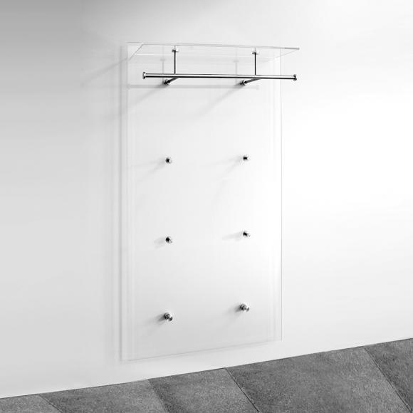 wandgarderobe glas preisvergleiche erfahrungsberichte und kauf bei nextag. Black Bedroom Furniture Sets. Home Design Ideas