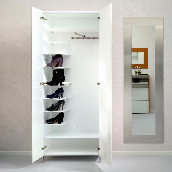 garderoben schuhschrank preisvergleiche. Black Bedroom Furniture Sets. Home Design Ideas