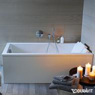 duravit starck rechteck badewanne. Black Bedroom Furniture Sets. Home Design Ideas