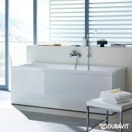 Duravit Vero Rechteck Badewanne, Einbauversion oder Wannenverkleidung