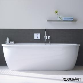 duravit darling new sonderform badewanne. Black Bedroom Furniture Sets. Home Design Ideas