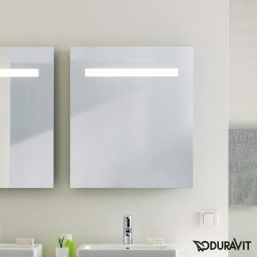 duravit ketho spiegel mit beleuchtung kt733000000 reuter onlineshop. Black Bedroom Furniture Sets. Home Design Ideas